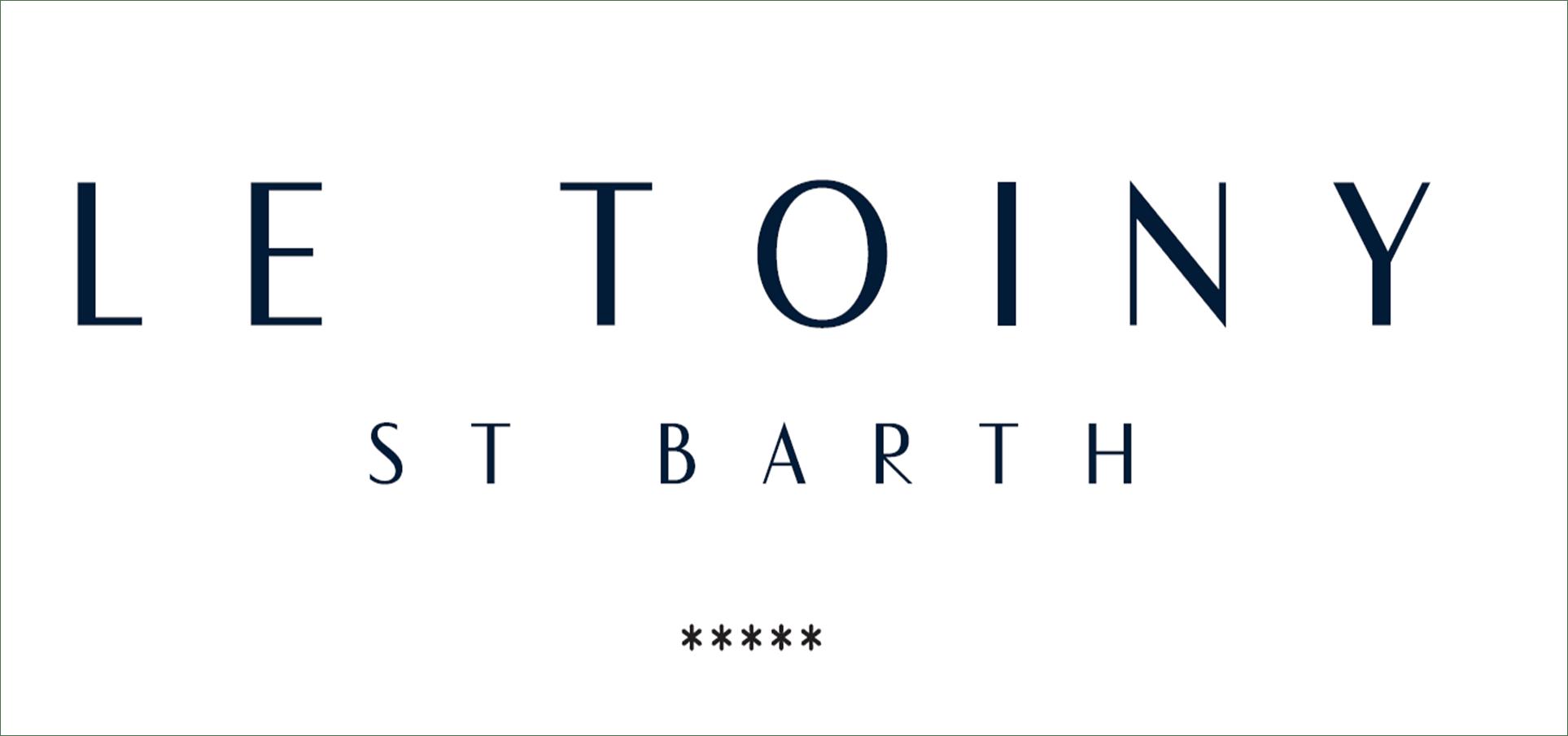 LOGO LE TOINY ST BARTH